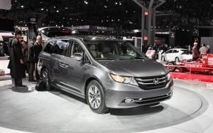 2014 Honda Odyssey for Sale in Everett