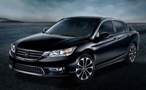 Lease a 2014 Honda Accord in Everett