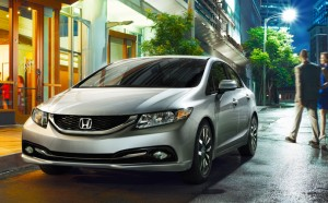 2014 Honda Civic Available in Everett
