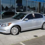 Certified Pre-Owned Honda Available near Seattle