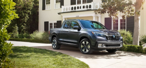 2017 Honda Ridgeline Arriving Soon in Everett