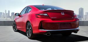 2017 Honda Accord Coupe Coming Soon