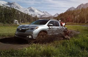 2017 Honda Ridgeline Available in Everett