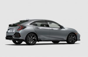 2017 Honda Civic Hatchback Available in Everett