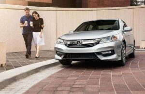 2017 Honda Accord Hybrid Available near Marysville