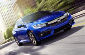 2017 Honda Civic Technology