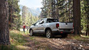 The Award-Winning 2017 Honda Ridgeline Available in Everett