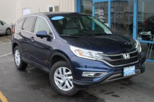 Certified Used Honda Available near Marysville