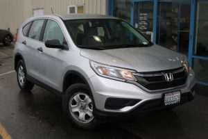 Certified Used Honda Available near Shoreline
