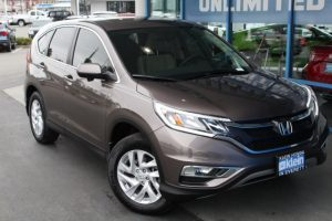 Certified Pre-Owned Honda Available in Everett, WA