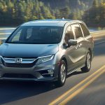 2018 Honda Odyssey Coming Soon to Marysville
