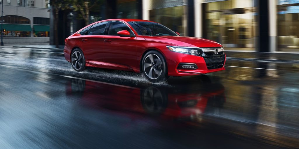 2018 Honda Models Coming Soon to Everett, WA