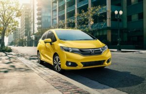 2018 Honda Fit Available in Everett