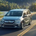 2018 Honda Odyssey Available in Everett