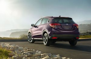 2018 Honda HR-V Available in Everett