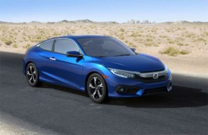 2018 Honda Civic Coupe Available in Everett