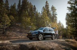 2018 Honda Pilot Coming Soon to Everett