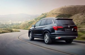 2018 Honda Pilot Coming Soon to Marysville