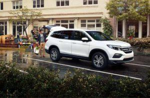 2018 Honda Pilot Release in Marysville