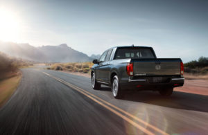 2018 Honda Ridgeline near Seattle