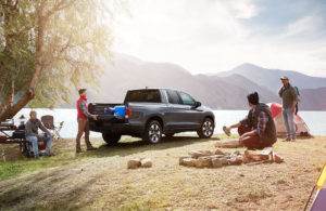 2019 Honda Ridgeline Available near Seattle
