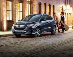 2019 Honda HR-V Available in Everett