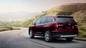 2019 Honda Pilot Available in Everett
