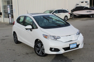 2019 Honda Fit Available in Everett