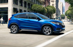 2019 Honda HR-V Available near Seattle