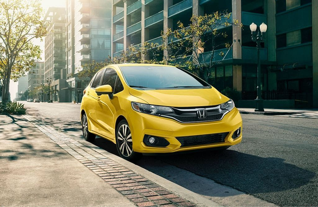 2019 Honda Fit Available near Seattle