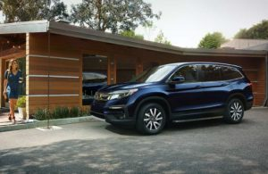 2019 Honda Pilot Available near Seattle