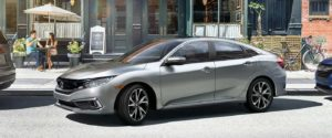 2019 Honda Civic Available near Seattle