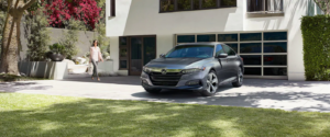 2019 Honda Accord Hybrid Available near Marysville