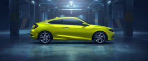 2019 Honda Civic Coupe Available near Seattle