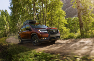 2019 Honda Passport Available near Marysville