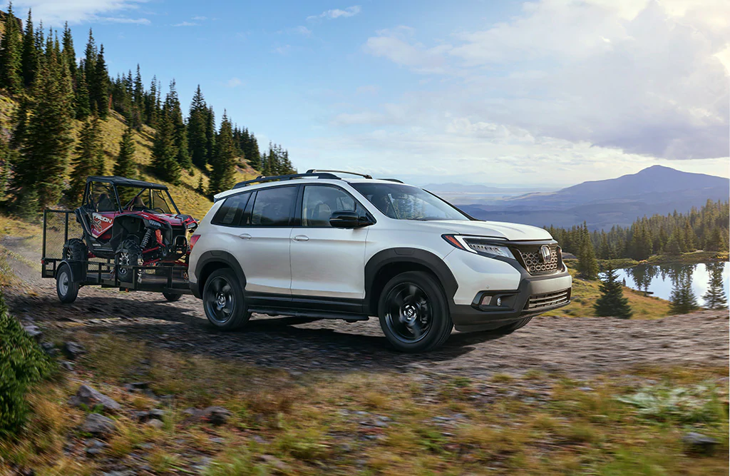 2019 Honda Passport Available near Seattle