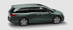 2019 Honda Vans Available near Seattle