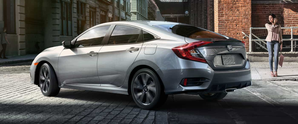 2019 Honda Dealer Lineup in Everett