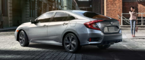 2019 Honda Dealer Lineup in Everett