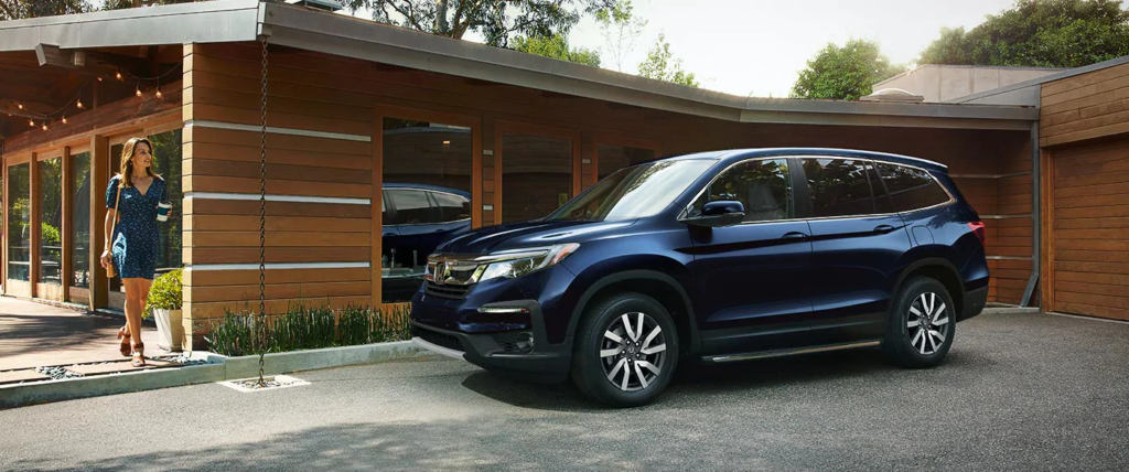 2019 Honda SUVs Available near Marysville