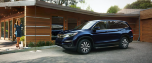 2019 Honda SUVs Available near Marysville