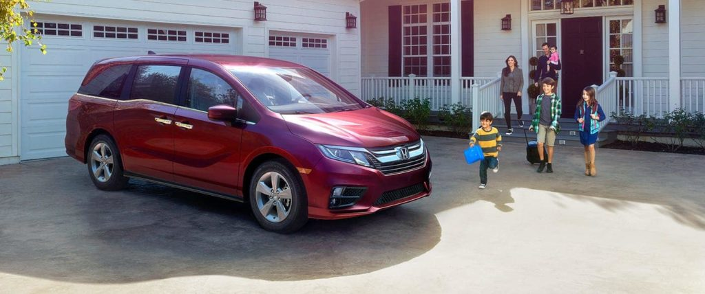 2019 Honda Vans Available near Marysville
