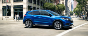 2019 Honda Crossovers Available near Seattle
