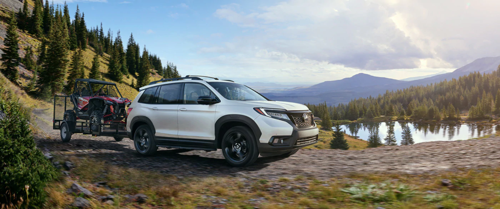 New 2019 Honda Passport Available near Marysville