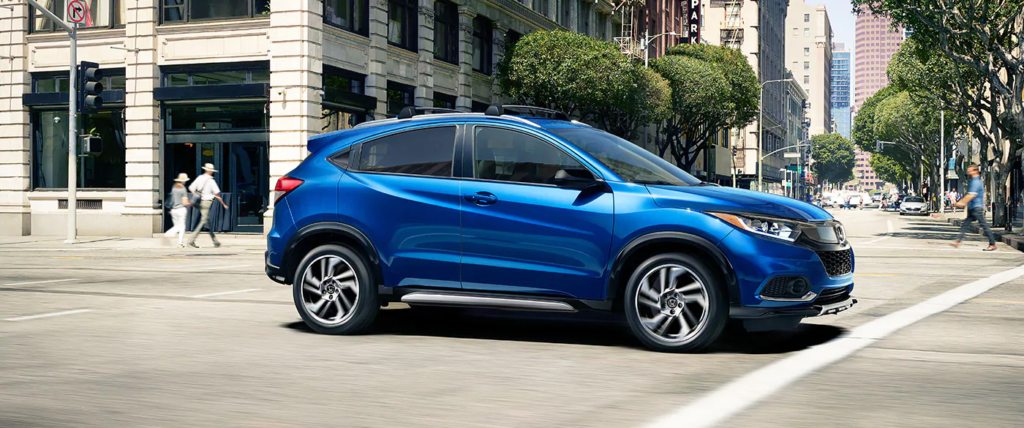 New 2019 Honda HR-V Available near Marysville