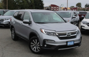New 2019 Honda Pilot Available near Marysville