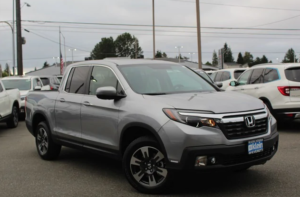New 2019 Honda Ridgeline Available near Marysville