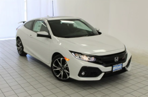 New 2019 Honda Civic Si Available near Marysville
