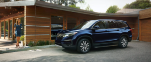 2020 Honda Pilot Available near Seattle