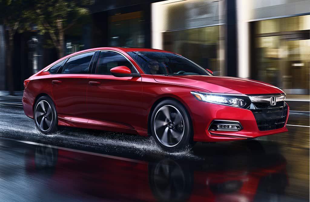 2020 Honda Accord Available in Everett